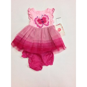Sweet Heart Rose 2 Piece Dress